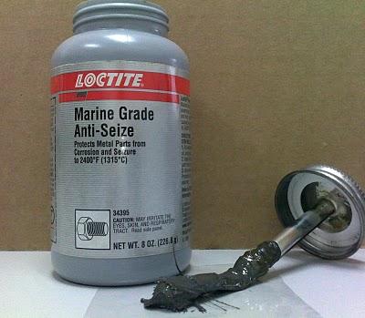 Loctite Marine anti-seize